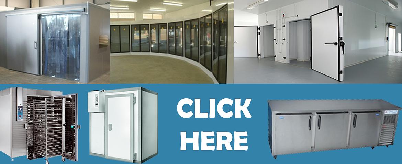 Cold Rooms, Freezer Rooms, Under Bar Fridges, Blast Freezers, Island Freezers, Dairy Fridges, Drop Temperature Rooms